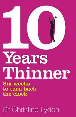 Ten Years Thinner by Christine Lydon image