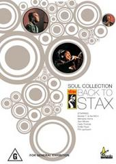 Soul Collection - Back To Stax on DVD