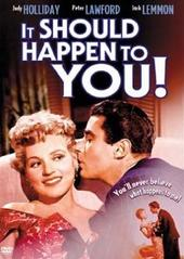 It Should Happen To You! on DVD