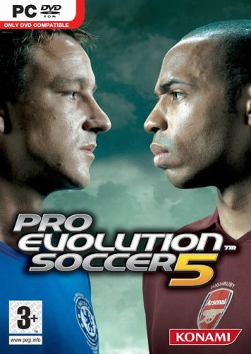 Pro Evolution Soccer 5 for PC