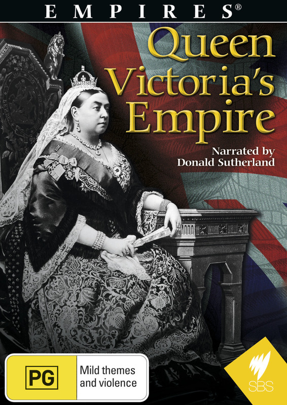 Empires: Queen Victoria's Empire on DVD