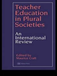 Teacher Education in Plural Societies: An International Review image
