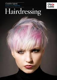 NVQ in Hairdressing Candidate Logbook: Level 3 by Melanie Mitchell