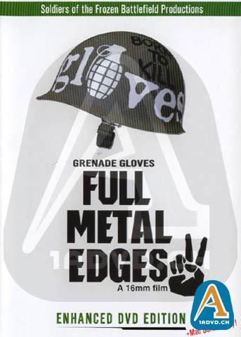 Full Metal Edges on DVD image