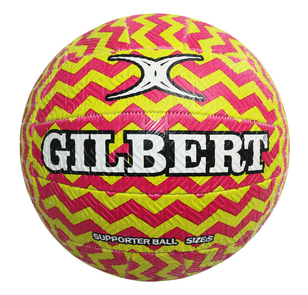 Gilbert Glam Zig Zag Netball