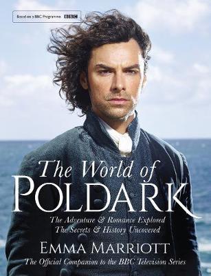 The World of Poldark by Emma Marriott image