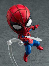 Nendoroid Spider-Man: (Homecoming Edition) - Articulated Figure
