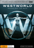 Westworld - Season One on DVD
