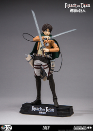 "Attack on Titan: Eren Jaeger 7"" Action Figure"