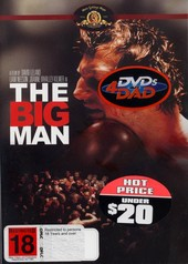 The Big Man on DVD image