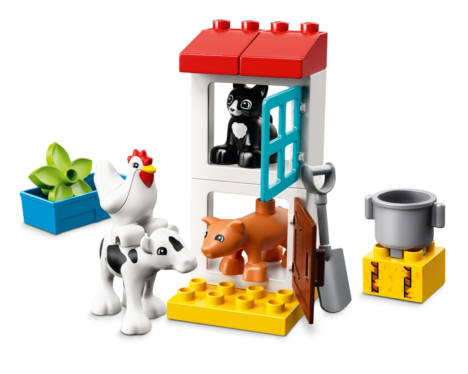 LEGO DUPLO: Farmer Animals (10870) image