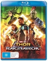 Thor: Ragnarok on Blu-ray