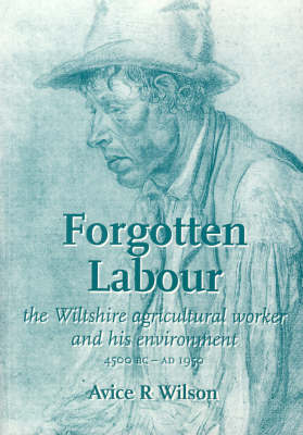 Forgotten Labour by Avice R. Wilson image