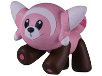 Pokemon: Moncolle EX Stufful - PVC Figure