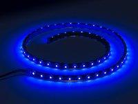 Blue - LED magnetic strip 40cm image