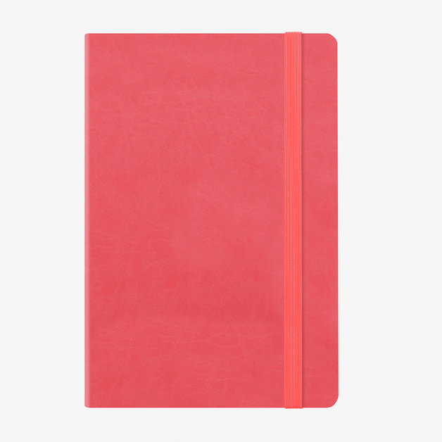 Legami: Large Weekly & Daily 12 Month 2020 Diary - Neon Coral