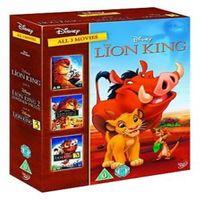 Lion King Triplepack DVD on DVD