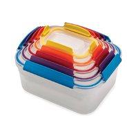 Joseph Joseph NestLock Storage - 5-Piece Set (Multicoloured)