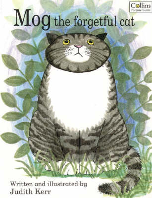 Mog the Forgetful Cat by Judith Kerr image