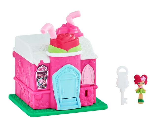 Shopkins Little Secrets Mini Playset (S3) - Rosie Bloom Cafe