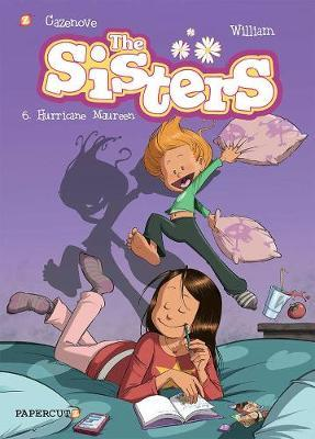 The Sisters Vol. 6 by Christophe Cazenove
