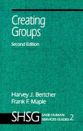 Creating Groups by Harvey J. Bertcher image