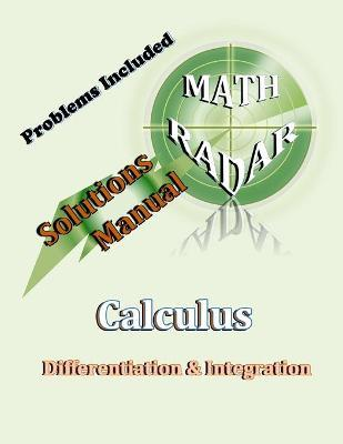 Solutions Manual - Calculus (Differentiation & Integration) by Aejeong Kang
