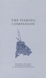 The Fishing Companion by Lesley Crawford image