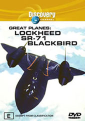 Great Planes: Lockheed SR-71 Blackbird on DVD