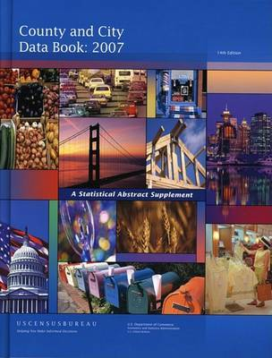 County and City Data Book: A Statistical Abstract Supplement by United States Department of Commerce image