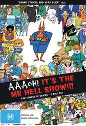 Aaagh! It's The Mr Hell Show!!! - The Complete Series (2 Disc Set) on DVD