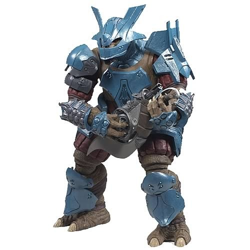 Halo 3 Series 6 Brute Bodyguard Action Figure