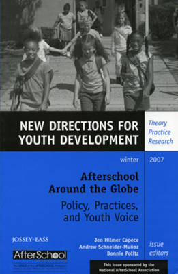 Afterschool Around the Globe: Policy, Practices, and Youth Voice
