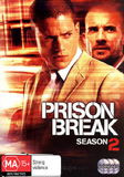Prison Break - Complete Season 2 (6 Disc Set) DVD