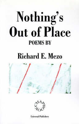 Nothing's Out of Place by Richard E. Mezo image