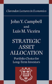 Strategic Asset Allocation by John Y. Campbell