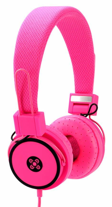 Moki Hyper Headphone - Pink image
