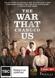 The War That Changed Us DVD