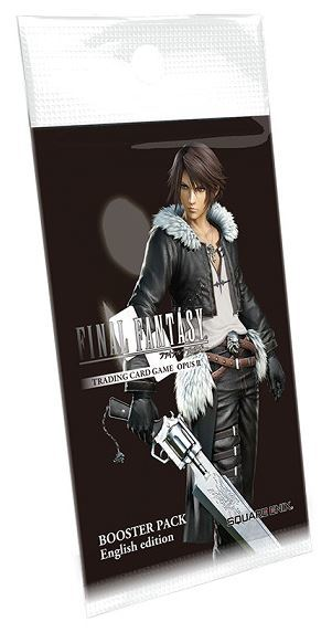 Final Fantasy Trading Card Game Opus II Single Booster