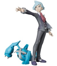 Pokemon PPP: Steven & Metagross - PVC Figure