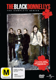 The Black Donnellys: The Complete Series (3 Disc Set) on DVD