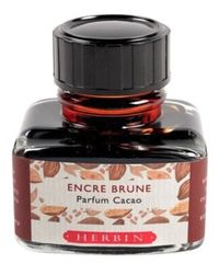 J Herbin: Scented Ink - Brown with Cocoa Scent (30ml) image