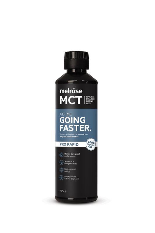 Melrose Pro Rapid MCT Oil (250ml)