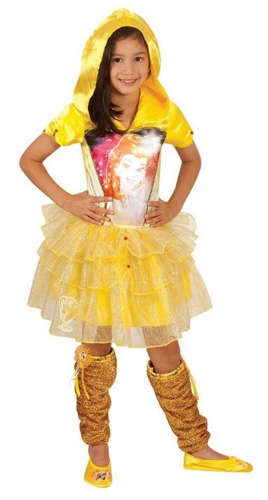 Disney: Princess Belle - Hooded Dress (Size 9-11) image