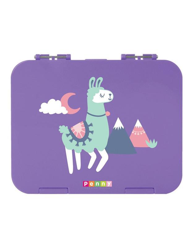 Penny Scallan: Loopy Llama Bento Box