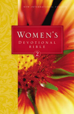 NIV Women's Devotional Bible: A New Collection of Daily Devotions From Godly Women: Pt. 2 image