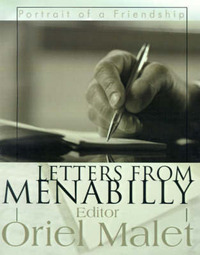 Letters from Menabilly: Portrait of a Friendship by Daphne du Maurier, Dam Dam Dam image