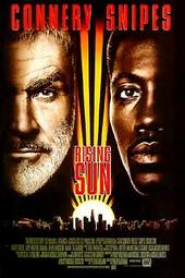 Rising Sun on DVD