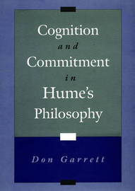 Cognition and Commitment in Hume's Philosophy by Don Garrett image