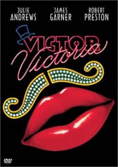 Victor Victoria on DVD